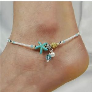 Jewelry - Beachy anklet